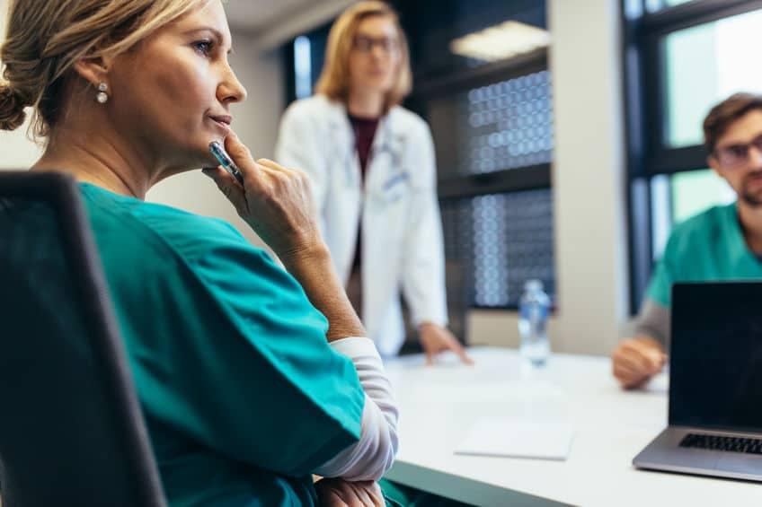 Female Physician Leader