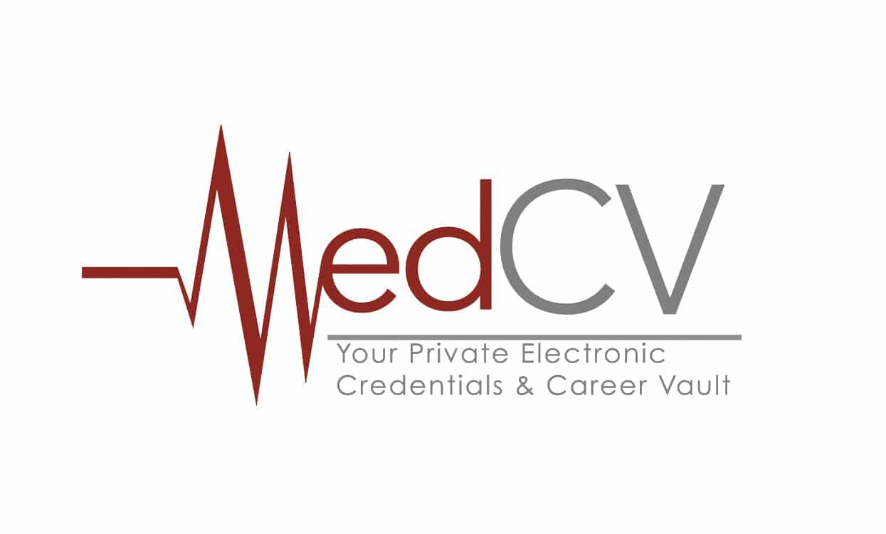 MedCV New Logo