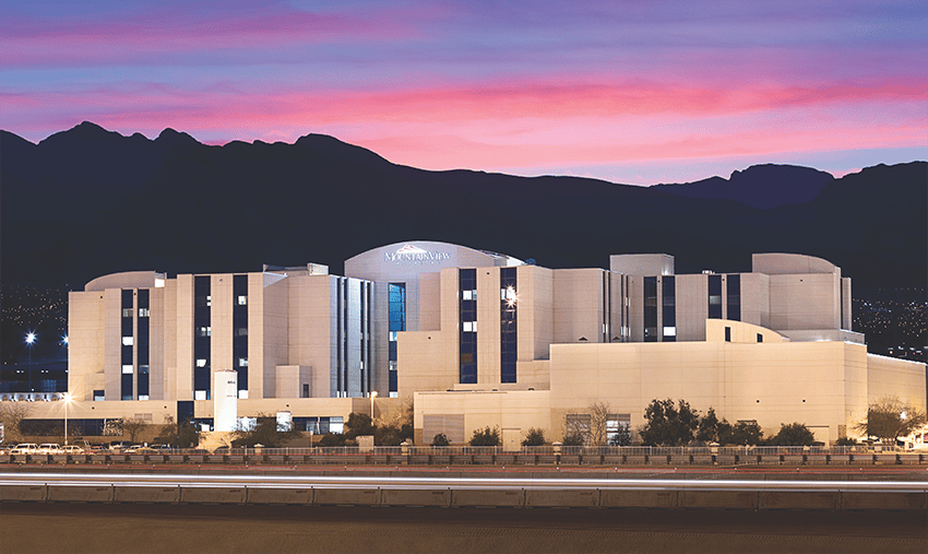 MountainView Hospital