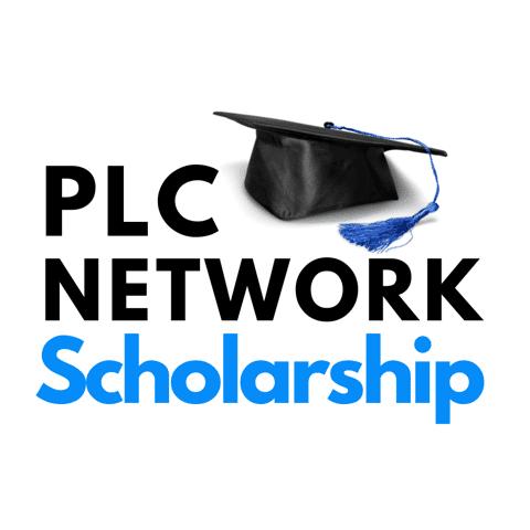 PLC-Network Scholarship Logo