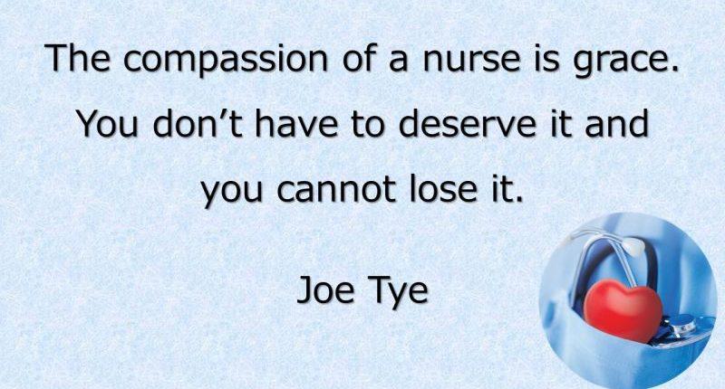 The Compassion of a Nurse